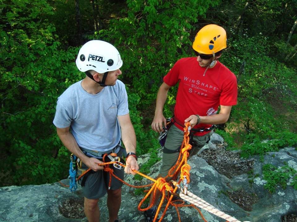 PCIA | Professional Climbing Instructors Association | Certified ...