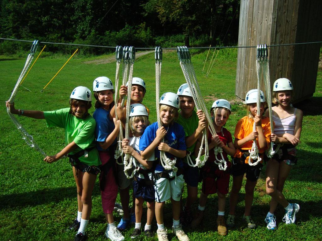 Adventure Camp Pictures